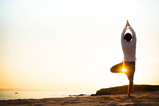 Ontspanning-met-yoga